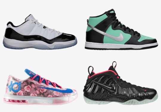 Nikestore Restocks Air Jordans, Nike Basketball, and More