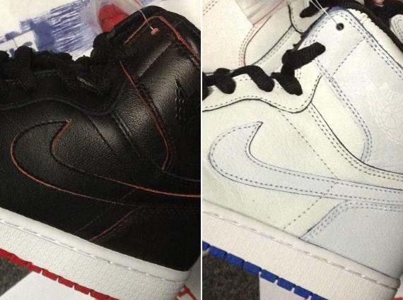 8e61de5f37 hot sale 2017 Paint Shoes Not Walls  Lance Mountains Take on the Air Jordan  1