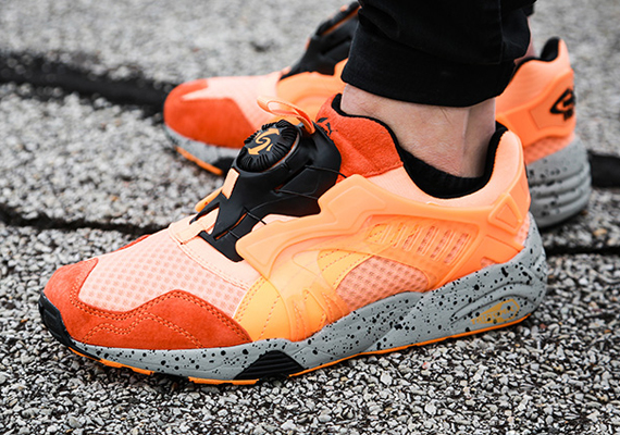 The second entry into Puma s Mesh Evolution Pack is a much more colorful  affair than the first. This time around the quick capsule consists of the  Puma Disc ... 4e0cd68fe957