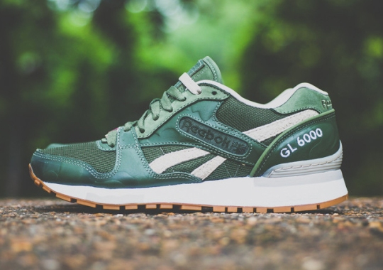 """The Distinct Life x Reebok GL 6000 """"Olive"""" – Arriving at Additional Retailers"""