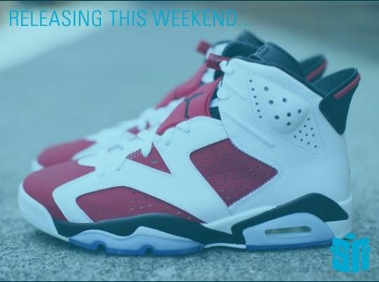 Sneakers Releasing This Weekend – May 24th, 2014