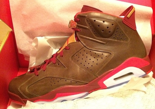 "Rip Hamilton's ""Cigar"" and More in His Latest Air Jordan Care Package"
