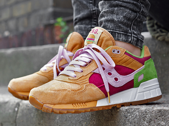 "81d72f415a7c Extra Butter x Saucony Shadow Master ""Space Snack"" Release Date  05 10 14  (In-store) Available on eBay"