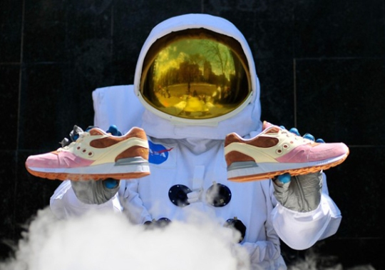 "Extra Butter x Saucony Shadow Master ""Space Snack"" – Release Date"