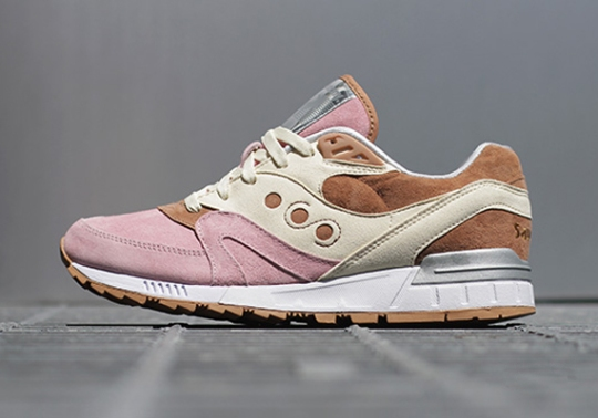 "Extra Butter x Saucony ""Space Snack"" – Arriving at Additional Retailers"