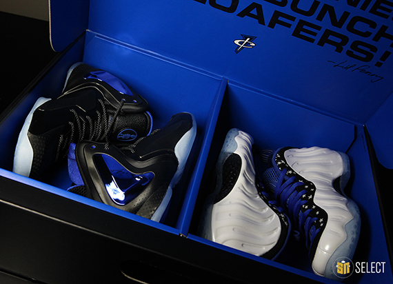 "a200b8bc9e2 Nike Penny ""Shooting Stars"" Pack Color  Multi-Color Multi-Color Style Code   679766-900. Release Date  05 17 14. Price   500"