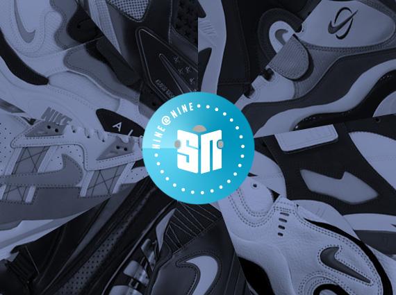 Gov News NINE@NINE: Nike Football