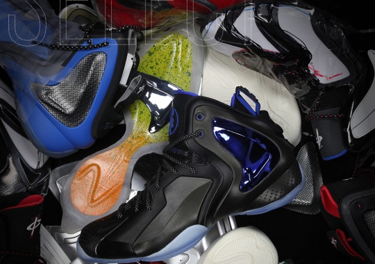 SELECT 1 on 1: Marc Dolce on the Nike Lil' Penny Posite