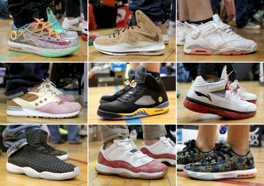 Sneaker Con Chicago May 2014 On-Feet Recap Part 2