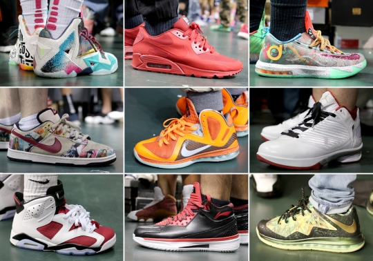 Sneaker Con Miami May 2014 On-Feet Recap – Part 1