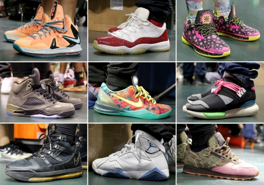 Sneaker Con Miami May 2014 On-Feet Recap – Part 2