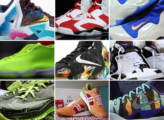 May 2014 Sneaker Releases