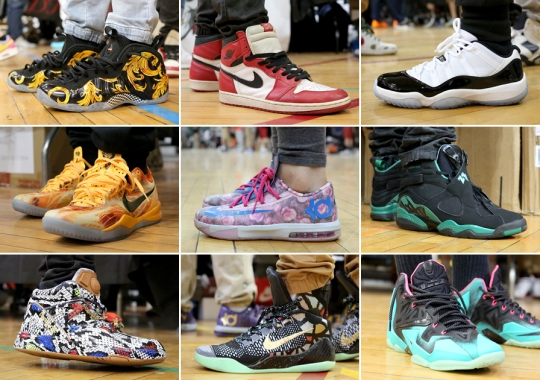 Sneaker Con Chicago May 2014 On-Feet Recap Part 1