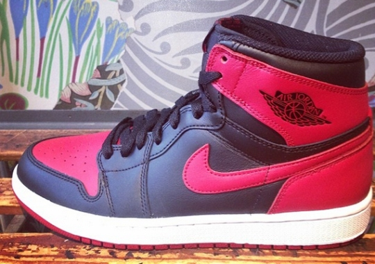 "Air Jordan 1 ""Bred"", BAIT x Asics, and More Restocks at the Sneakersnstuff London Opening"