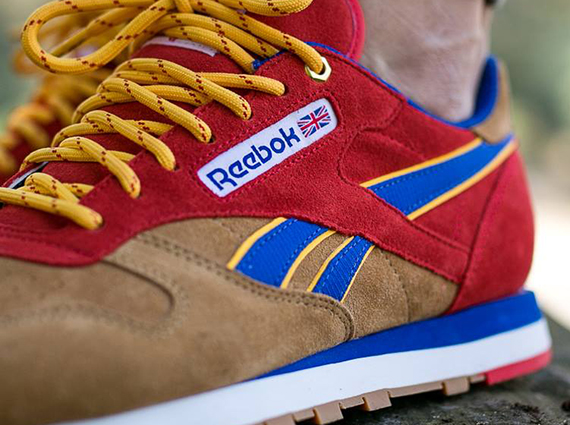 snipes x reebok classic leather