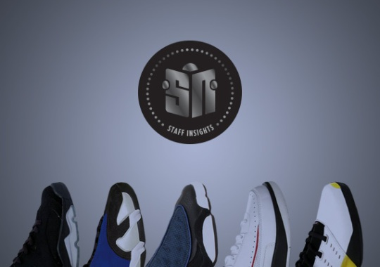 Staff Insights: Air Jordan Lows