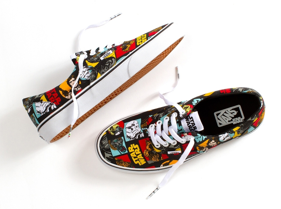 312db626ae Star Wars x Vans Classics Collection for Summer 2014 - SneakerNews.com