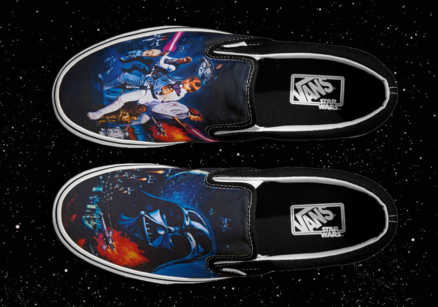 5021632f530c7 Star Wars x Vans Classics Footwear Collection Releasing on June 1st -  SneakerNews.com