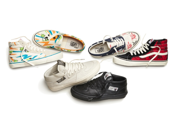 b7c127f1d00b45 Star Wars x Vans Vault Collection - Release Reminder - SneakerNews.com