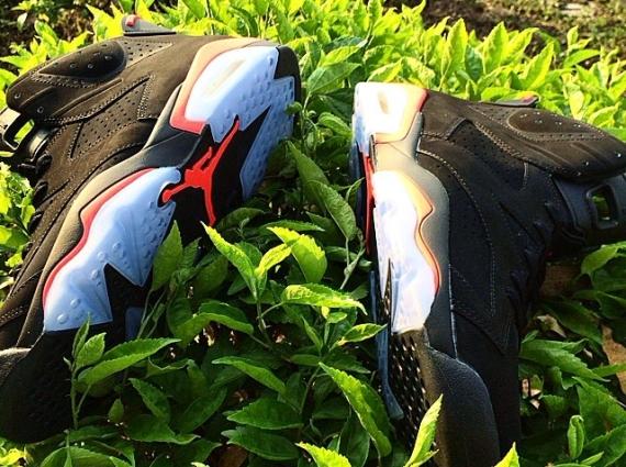 7ca538d69c9d hot sale Air Jordan 6 Retro quot Black Infraredquot To Feature Reflective  Materials