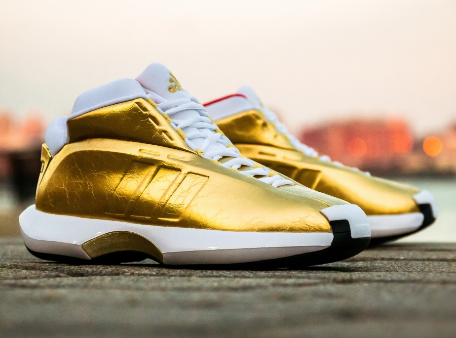 "adidas Crazy 1 ""Awards Season"" – Releasing at Packer Shoes"