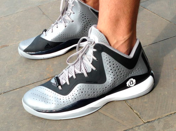 5cbdcce11cea9c durable modeling adidas D Rose 773 III in Three Colorways ...