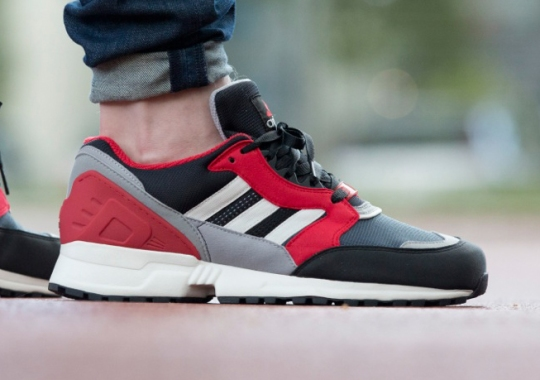 "adidas Originals EQT Running Cushion 91 ""Rubin Red"""
