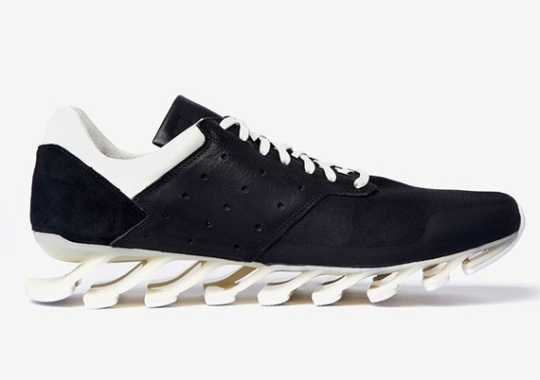 Rick Owens Tech Runner with adidas Springblade