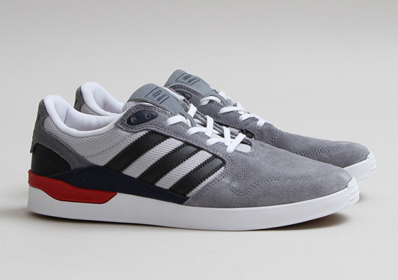 b5772e77765 adidas Skateboarding ZX Vulc - Grey - Navy - SneakerNews.com