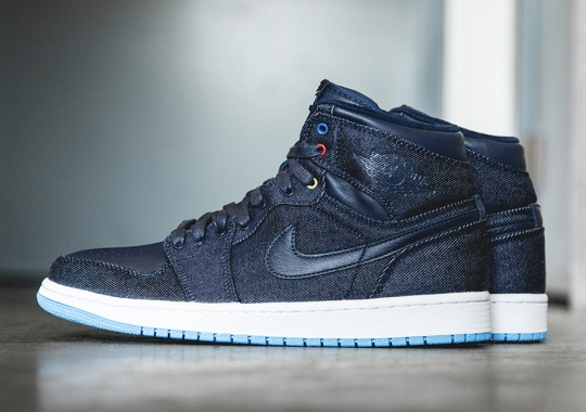 Jordan Brand Celebrates Fathers Day With The Air Jordan 1 Retro High OG