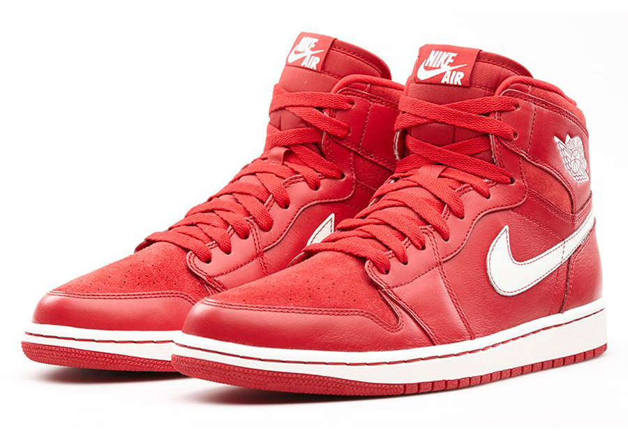 "Air Jordan 1 Retro High OG ""Gym Red"" – Nikestore Release Info"