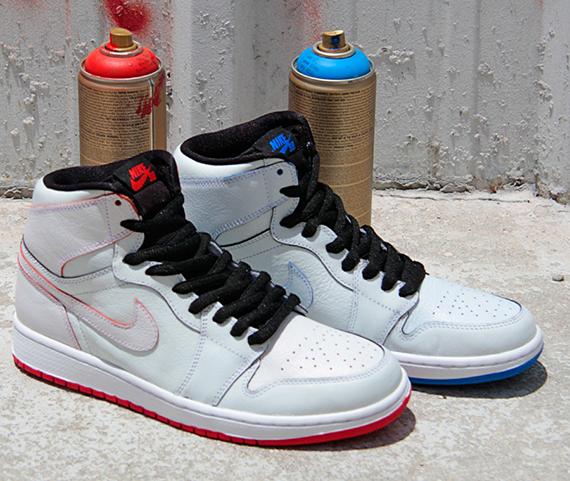 Lance Mountain x Nike SB Air Jordan 1 - Arriving at