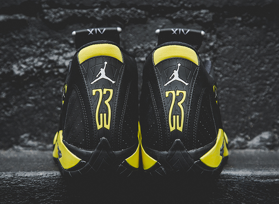 """newest collection 903dd c9937 Air Jordan 14 """"Thunder"""" – Arriving at Retailers"""