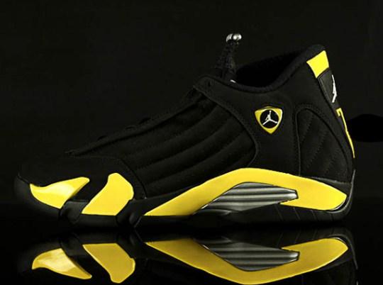 """Air Jordan 14 """"Thunder"""" – Release Date"""