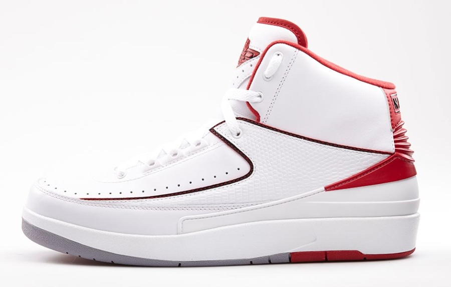 d17ef41295d Air Jordan 2. Color: White/Black-Varsity Red-Cement Grey Style Code: 385475- 102. Release Date: 06/07/14. Price: $150