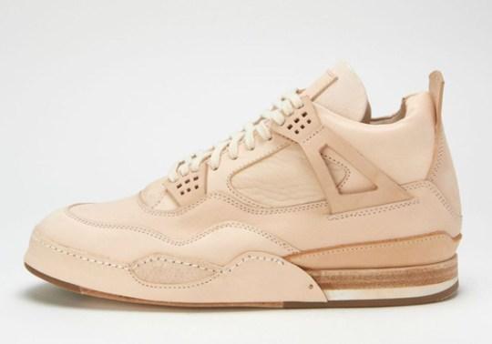 Air Jordan 4 and More Sneaker Icons Rebuilt by Hender Scheme