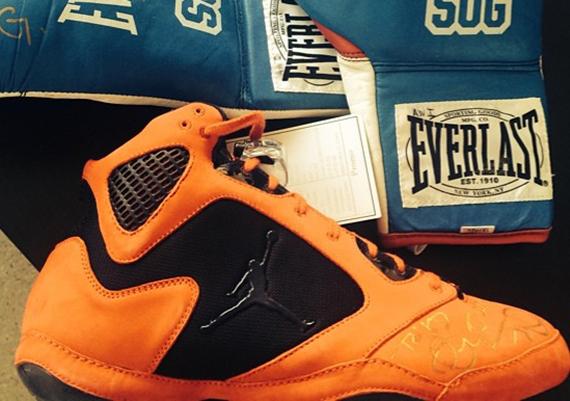 jordan boxing shoes