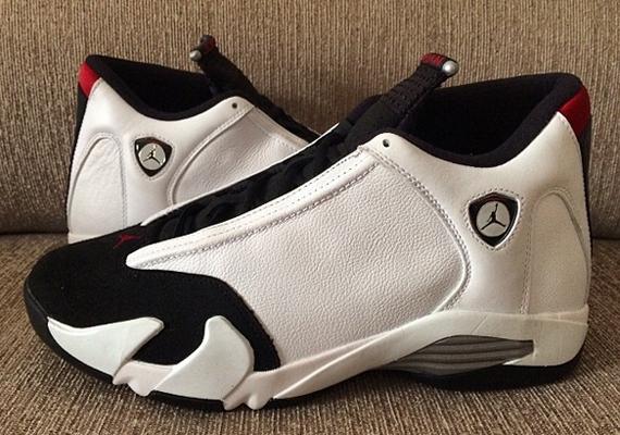 "info for 83e46 ce807 Air Jordan XIV Retro ""Black Toe"""