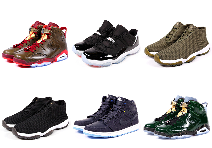 A Complete Look At Air Jordans Releasing on June 14th