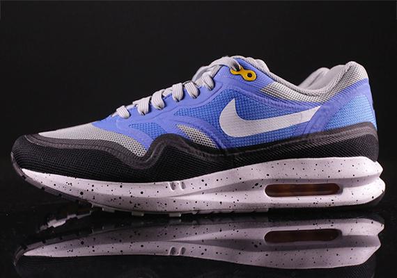 info for 185fc c6873 Nike Air Max Lunar1 – Silver – Black – Photo Blue – Orange