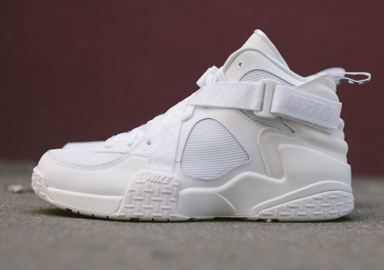 Another Look at the Pigalle x Nike Air Raid