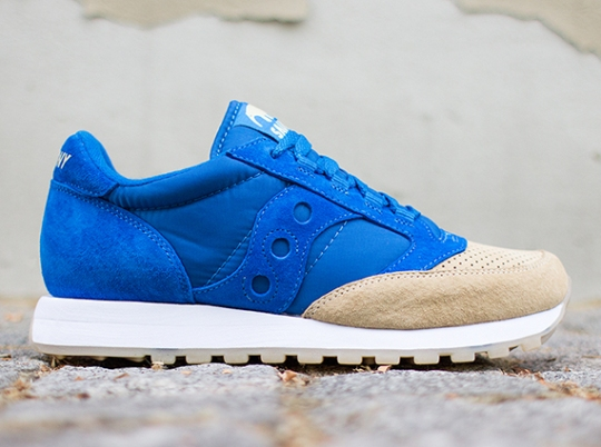 "Another Look at the Anteater x Saucony ""Sea & Sand"""