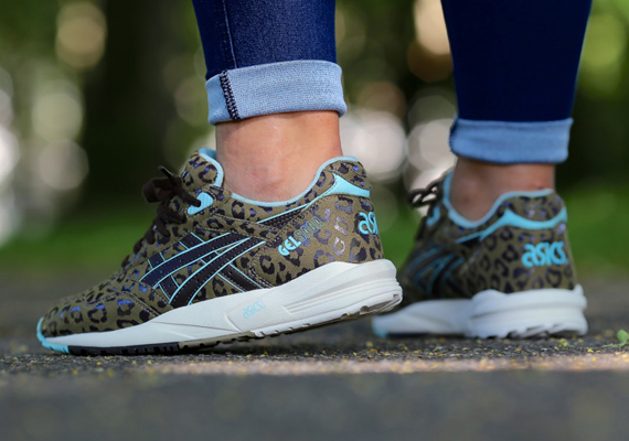 asics gel saga animal