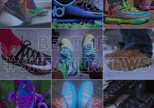 Best of #SneakerNews – Nike KD Edition
