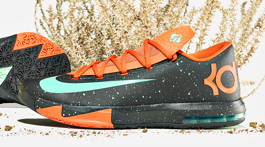 the latest ea296 dd56e ... Nike s Inside Access features, this March release wrapped things up  nicely for the base model of the KD 6 as newer EXT and Elite varieties  started ...