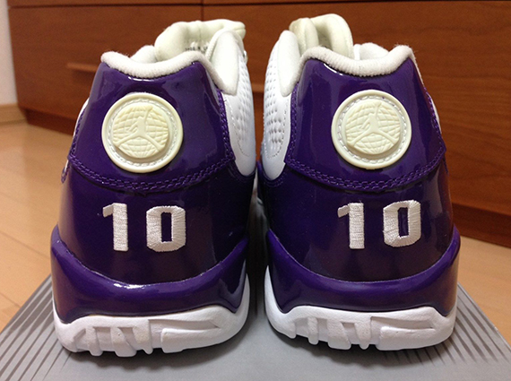 air jordan viii low mike bibby sacramento kings away pe 961968c31f11