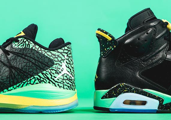 super popular 393e8 2f539 Jordan Brazil Pack - Release Reminder - Sport ShoesNews.com