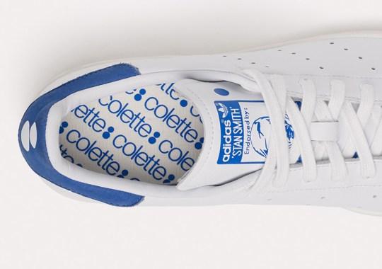 colette x adidas Originals Stan Smith – Release Date