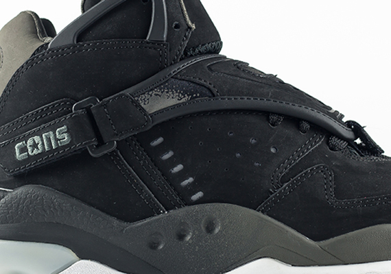 8e4b1e389495 Converse Aero Jam - Black - Grey - White - SneakerNews.com