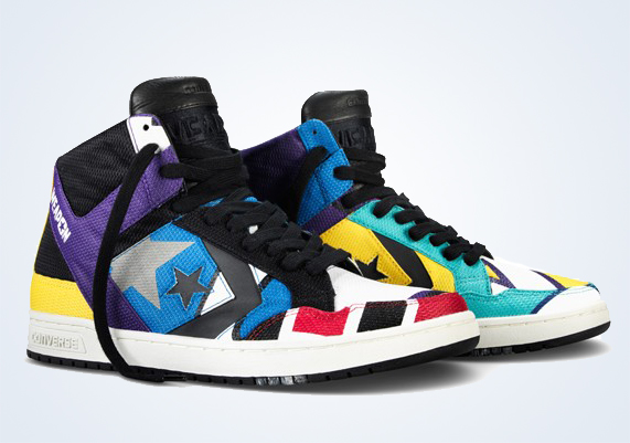 converse weapon patchwork